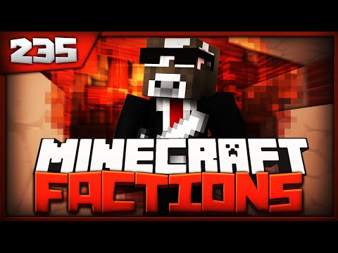 Minecraft FACTION Server Lets Play - GETTING RICH THE WRONG WAY - Ep. 235 ( Minecraft Factions PvP )