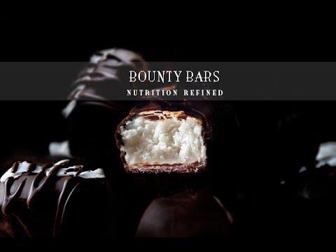 Raw Bounty Bars II | Vegan, Paleo