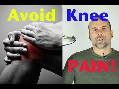 How To Prevent Knee Pain & Damage for Runners