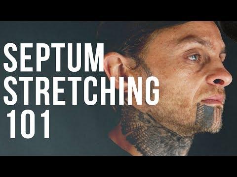 Septum Stretching 101 | UrbanBodyJewelry.com