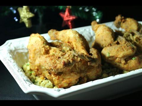 Deep Fried Cornish Game Hens - I Heart Recipes