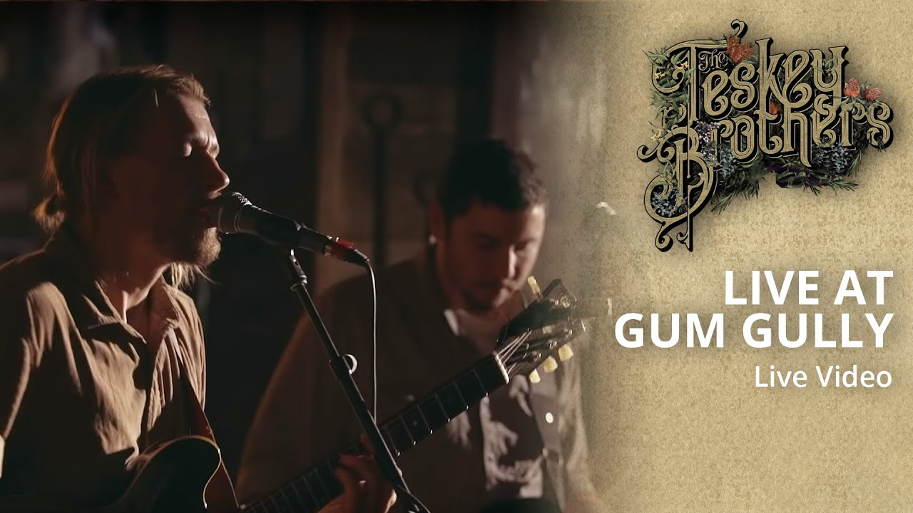 The Teskey Brothers - Live at Gum Gully