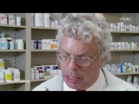 Kontraste Sendung ,Ciprofloxacin ,Fluorchinolone , Nebenwirkungen ,Levofloxacin