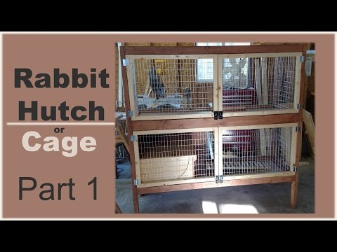 Rabbit Hutch | part 1