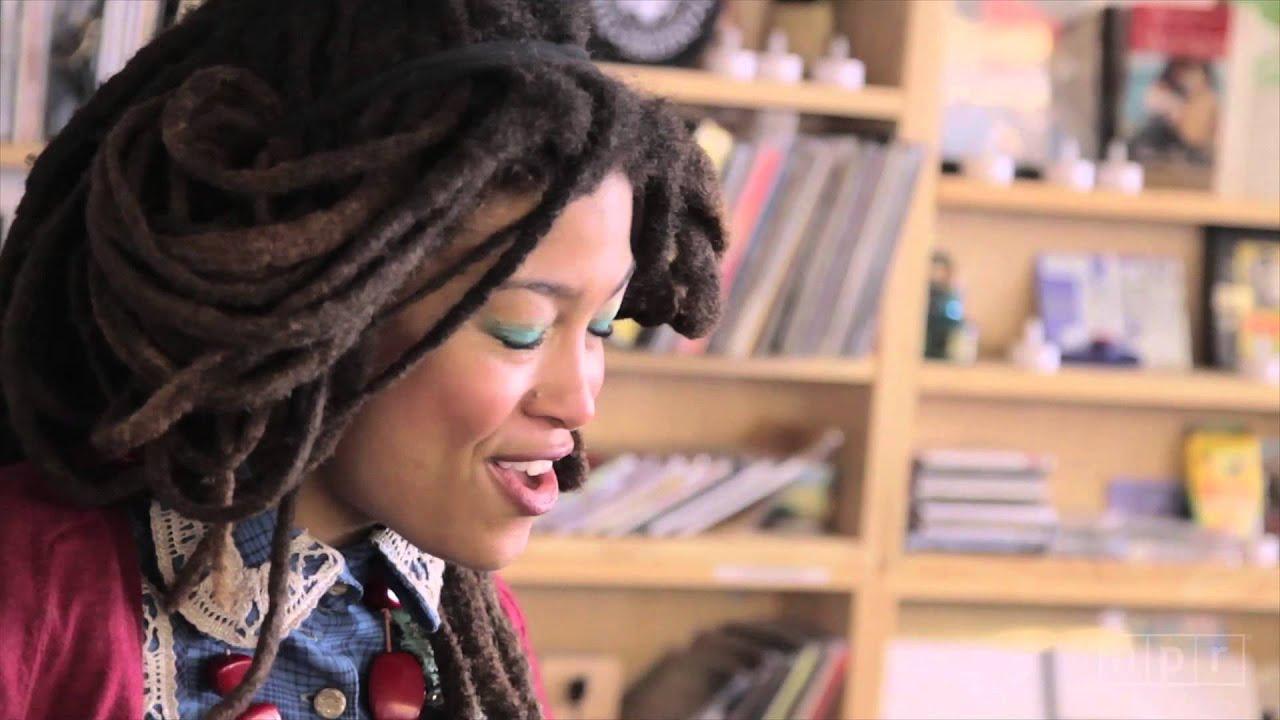 Valerie June: NPR Music Tiny Desk Concert