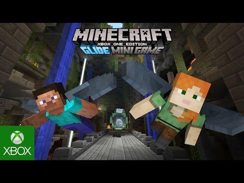 Minecraft: Xbox One Edition - Glide Mini Game