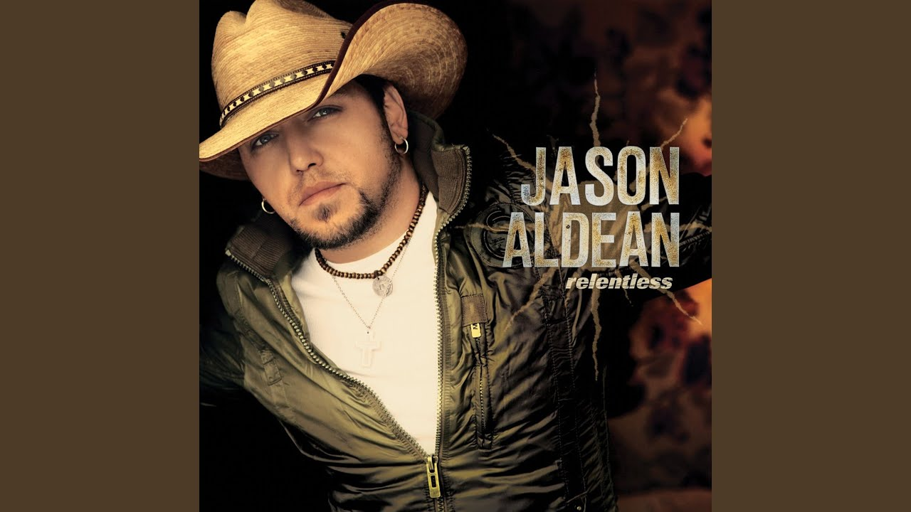 Jason Aldean - I Break Everything I Touch
