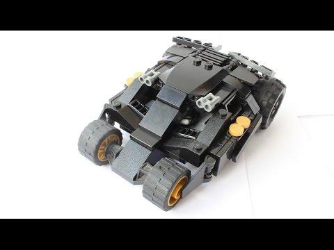 Lego - Batmobile Tumbler - Instructions