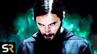 How Morbius Will Tie Into The MCU
