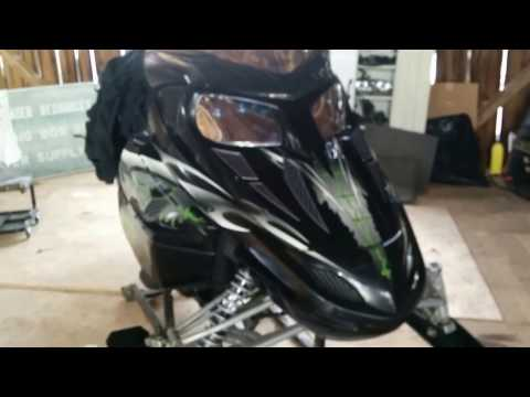 Arctic Cat F Series How To #1