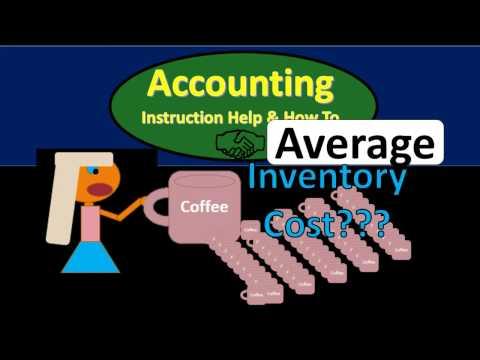 600 Average Inventory Method Explained