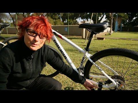 Falzoni comenta a nova mountain bike da Polícia Militar de SP