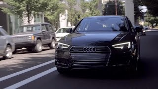 2017 Audi A4 offers advanced driver assistance