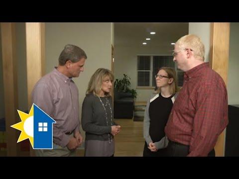 Family Enjoys Green Home for Comfort and Energy Savings