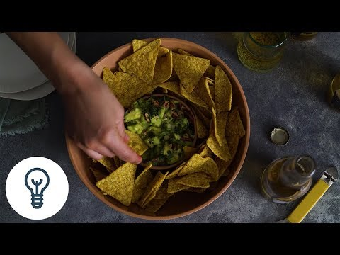 Genius Recipes: Guacamole with Tequila & Apples I Food52