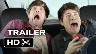 Smosh: The Movie Official Trailer 1 (2015) - Anthony Padilla, Ian Hecox Movie HD