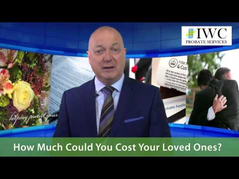 IWC Fixed Cost Probate Services