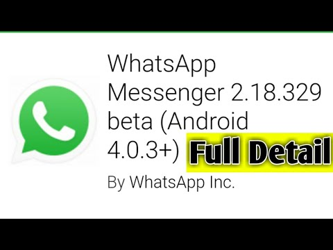 Join Whatsapp Beta Programme full detail