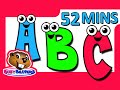 Abcs And 123s Dvd 52 Minutes Alphabet Numbers Learning Songs