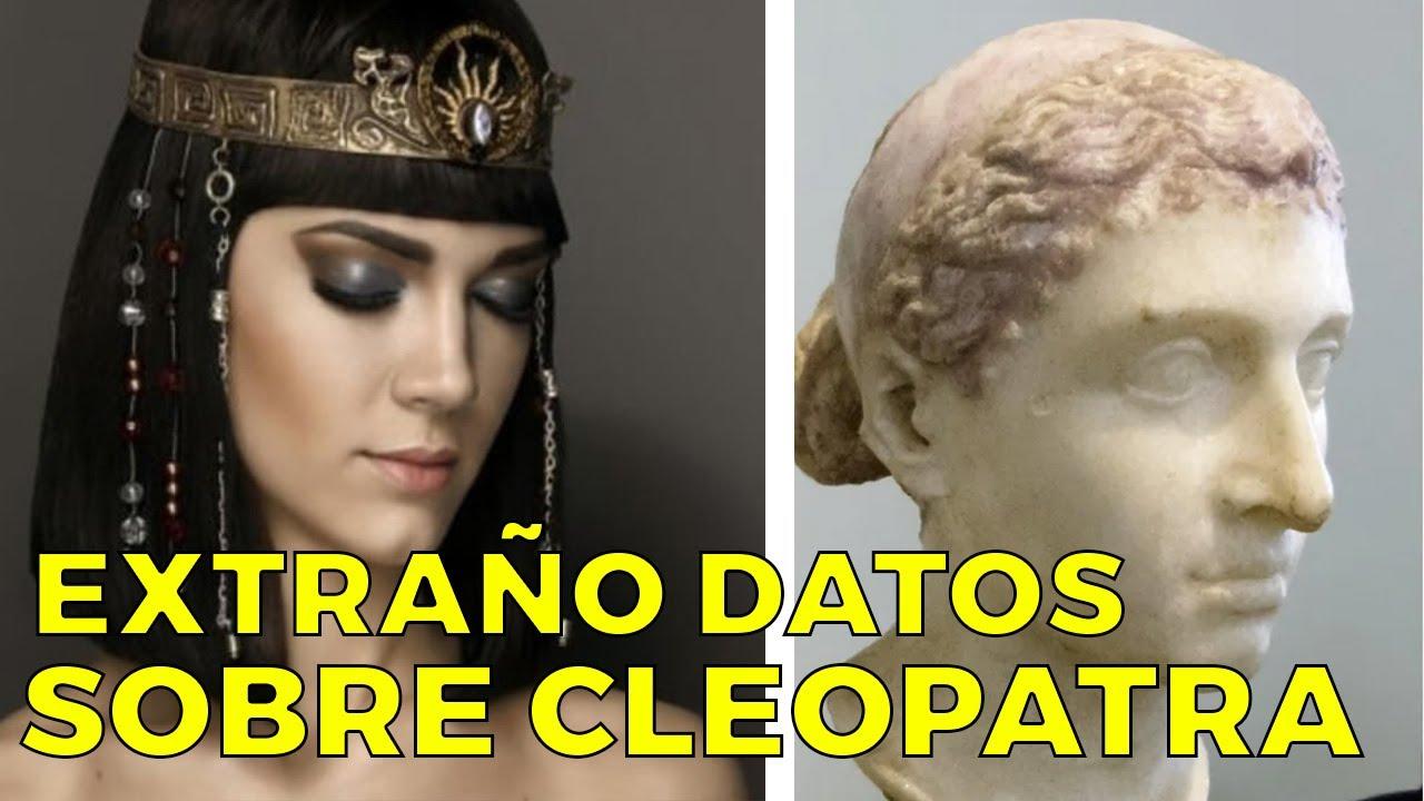 15 extraños datos sobre Cleopatra que no te dicen en tu clase de historia