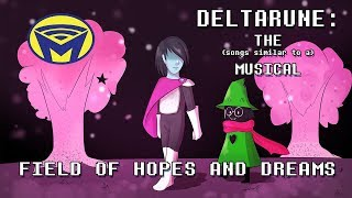 Deltarune: Field of Hopes and Dreams (Quintuple Mashup
