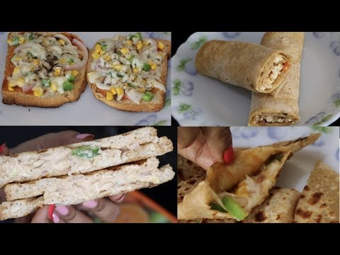 5 mins Indian Lunch Box Ideas || Kids Lunch Box Recipes Kids Tiffin || Indian Vlogger Soumali