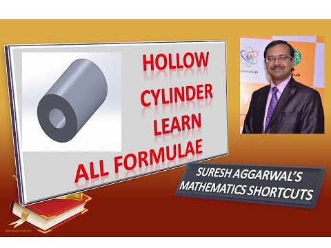 Trick 236 - Understand Hollow Cylinder in a Easy Way