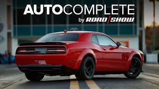 AutoComplete: Dodge