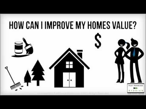 Learn How to Improve Your Home Value