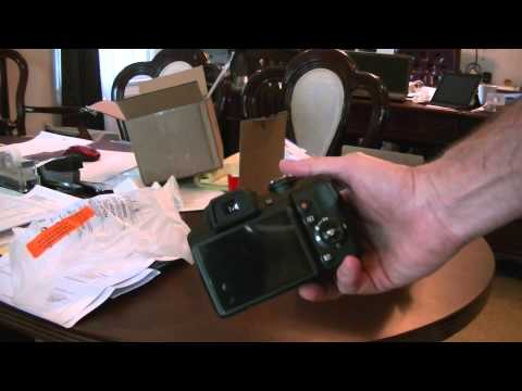 New Camera - Fugi Finepix S8350