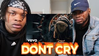 Lil Wayne - Don't Cry ft. XXXTENTACION - REACTION