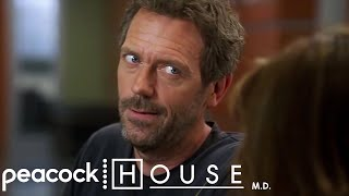 The Wheelchair Bet | House M.D.
