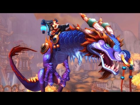 World of Warcraft: Flying in Warlords of Draenor?