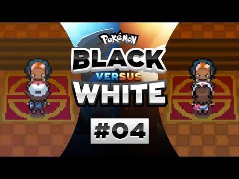 Pokemon Black and White Versus - EP04 | FREAKING DUMB LUCK!