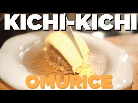 ShodyFood #10 - Kichi-Kichi Omurice (Japan Trip)
