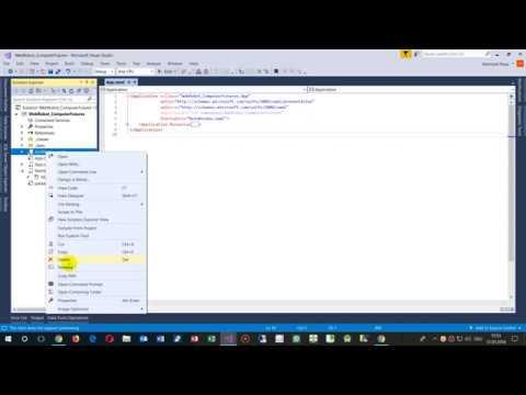 Set Startup Window in WPF