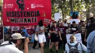 Families Belong Together March LA