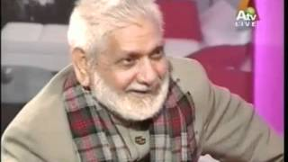 Allama Iqbal At Roza-e-Rasool (S.A.W.) - A Dream By Janab Bashir Hussain Nazim Sahib