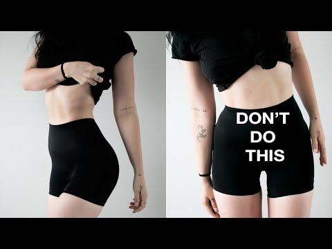 GET A SMALL WAIST - What You Should AND SHOULDN'T Do