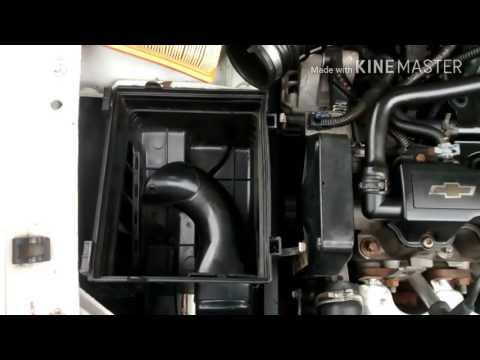 Melhorando o fôlego do corsinha com mero detalhe na caixa do filtro de ar