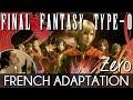 French Zero Final Fantasy Type 0