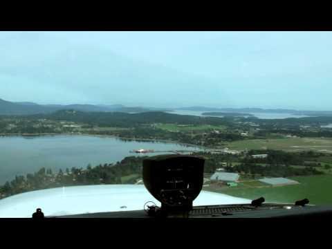Vancouver Island Flight SIte Seeing