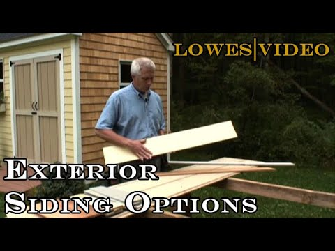 How to Choose wood siding