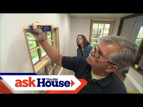 How to Install Interior Window Trim