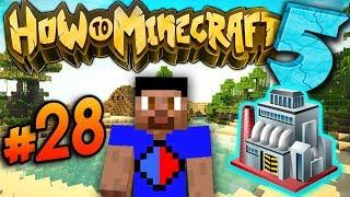 THE HARDEST DUNGEON! - How To Minecraft S5 #28