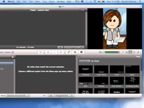 Video Podcast iMovie Tutorial.mp4