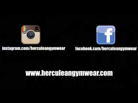 Herculean Gym Wear - Mens Stringer Vests