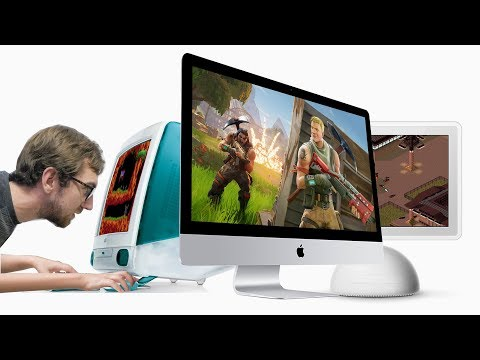 Ultimate Mac Gamers Setup Tour - 17 Macs!