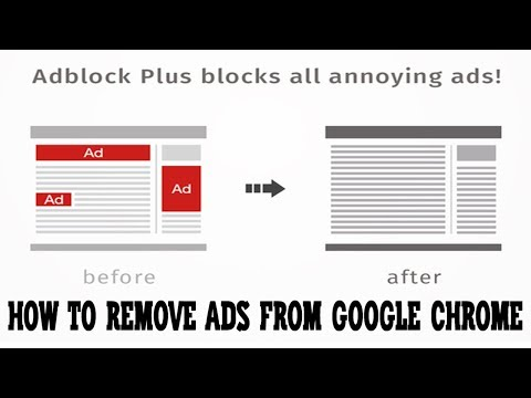 how to remove ads from google chrome permanently 2017