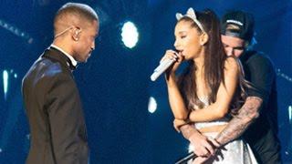 Big Sean Blames Ariana Grande And Justin Bieber's Sexual Chemistry For Breakup